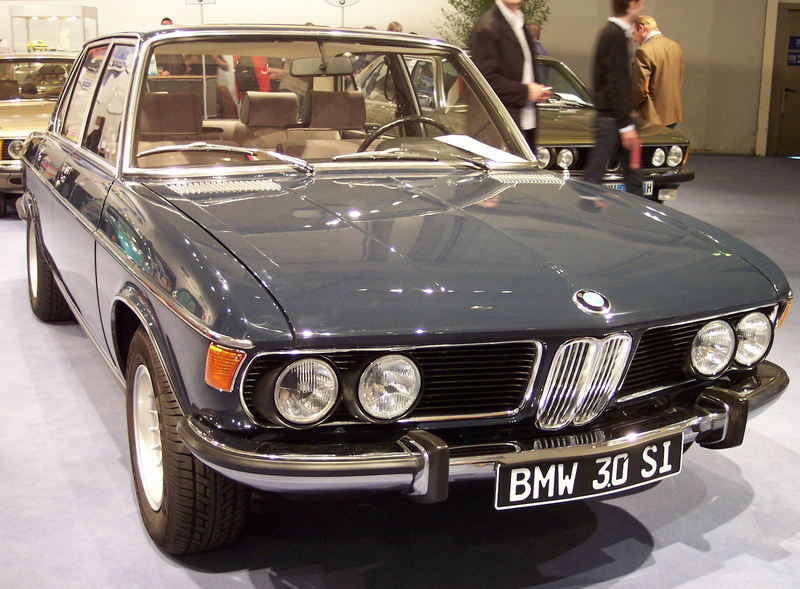 1971 Bmw 3 0 Si E3 Related Infomation Specifications