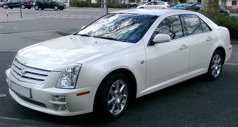 Cadillac STS Limousine