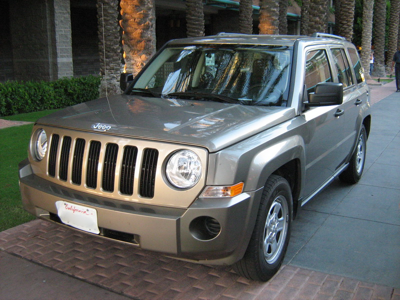 Jeep Patriot I