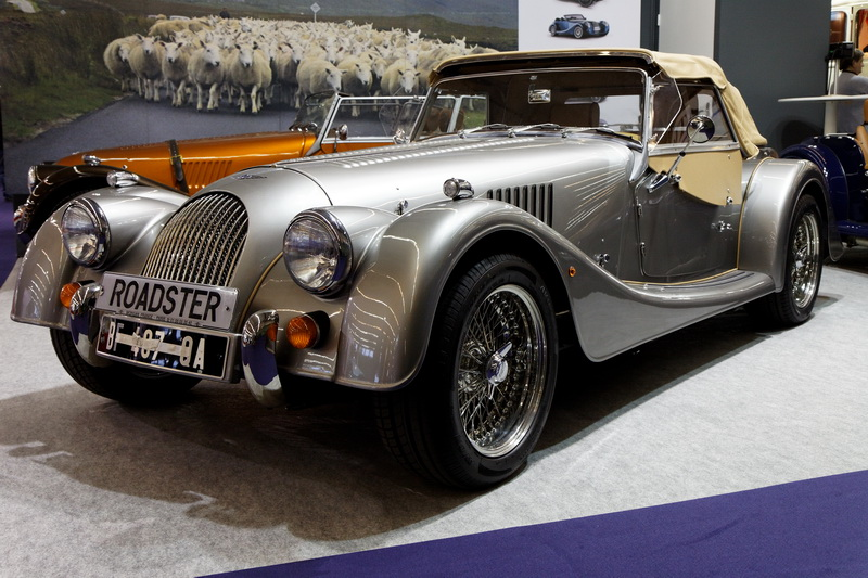 Morgan Roadster 2-Seater