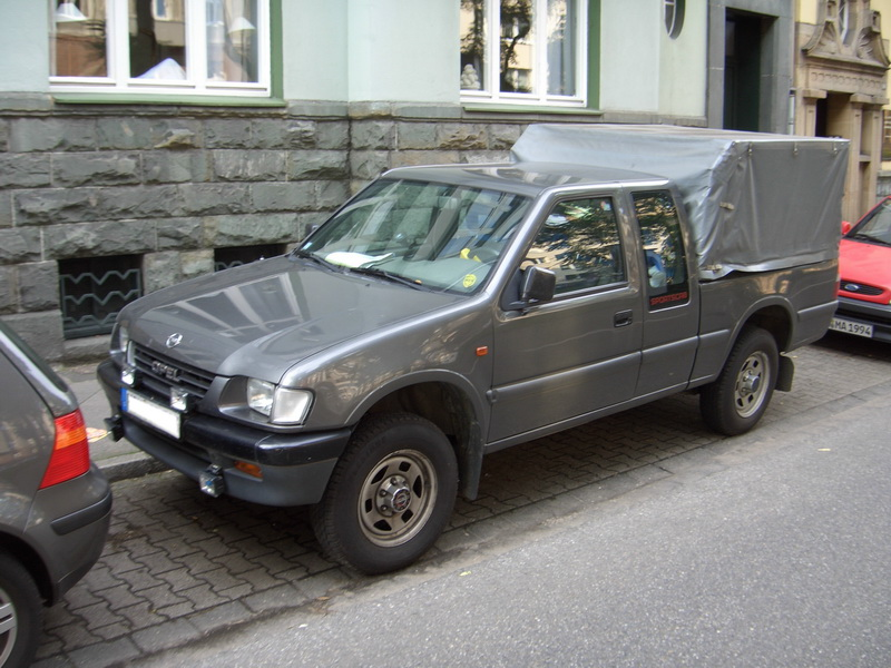 Opel Campo Pickup