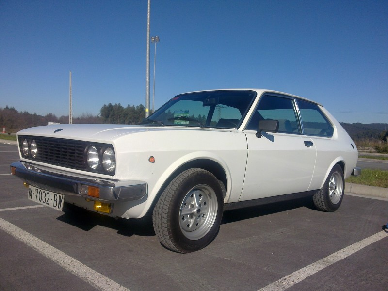 Seat 128 Coupe